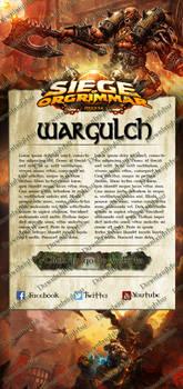 Threat for Wargulch