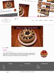 Gigi's Pastry Website!