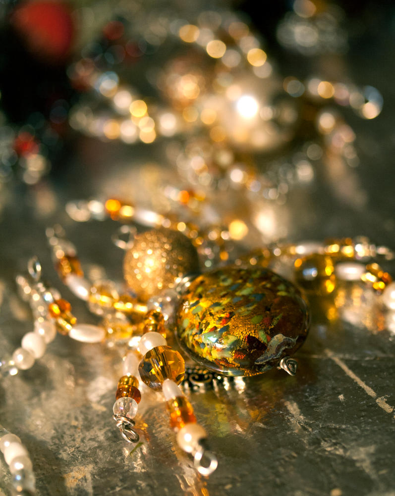 Lucky Christmas Spider by WanderingMogwai