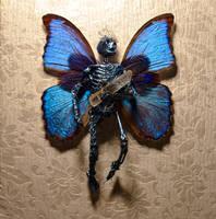Blue Morpho Dead Fairy, Pixie