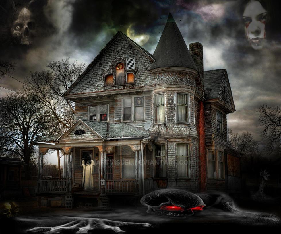 Horror by IartVisuel