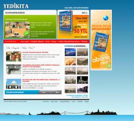 Yedikita Magazine by siracel