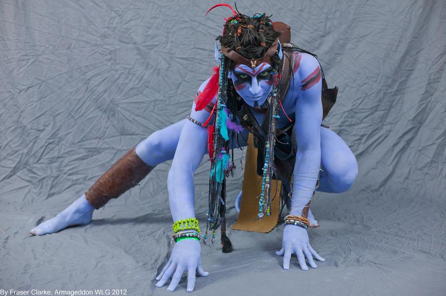 Na'vi Costume No edit
