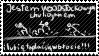 Jestem woodstockowym chuliganem stamp by FeatherAmbara