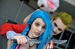 Jinx And Draven