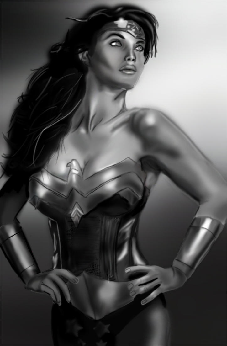 Keeper The domination of wonder woman