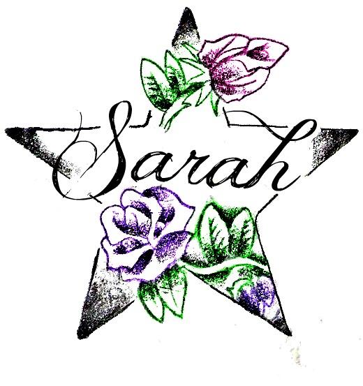 sarah tattoo by silent sarah05 on deviantart. Black Bedroom Furniture Sets. Home Design Ideas