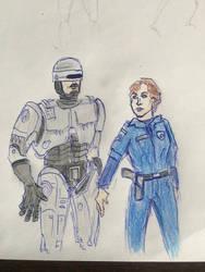 Detroit cops by Johnson7113