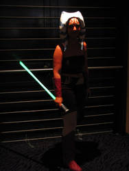 Ahsoka costume by Troopergirl