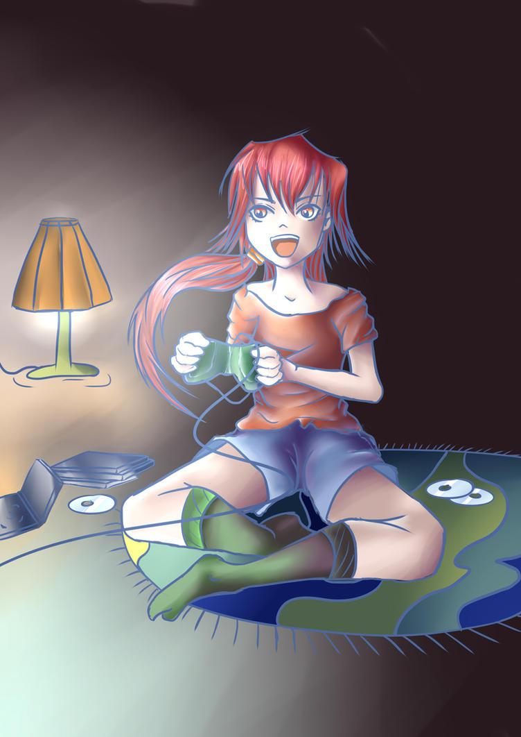 Miss Games by Tan-Chou