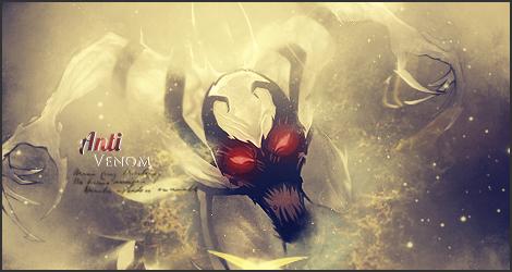 Anti-Venom by zan9t