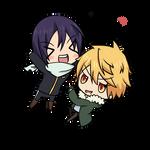 - Noragami - Chibi! Yato and Yukine