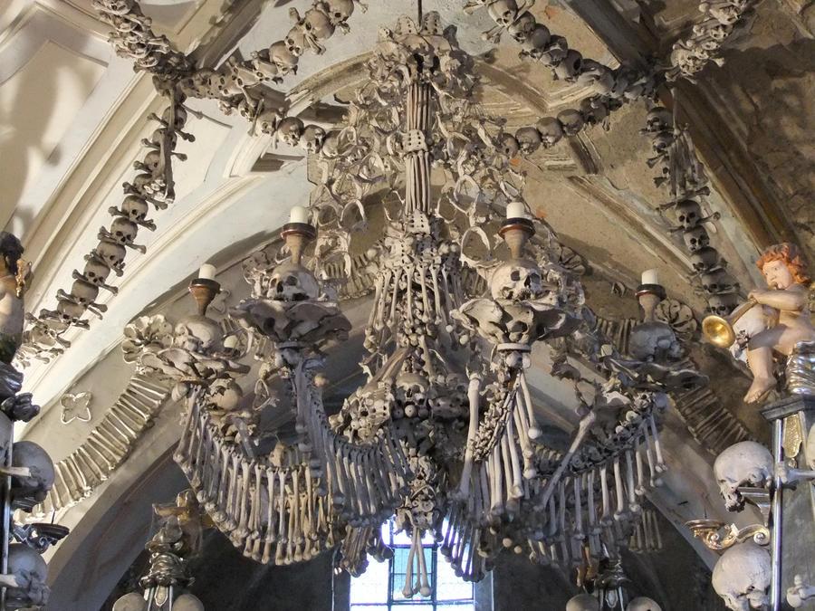 Bone Church In Kutna Hora By Tuckstar1 On Deviantart