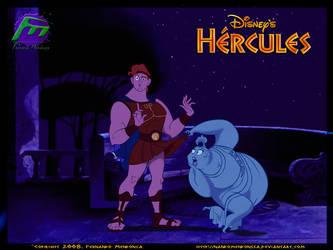 Hercules Deleted Scene by nandomendonssa