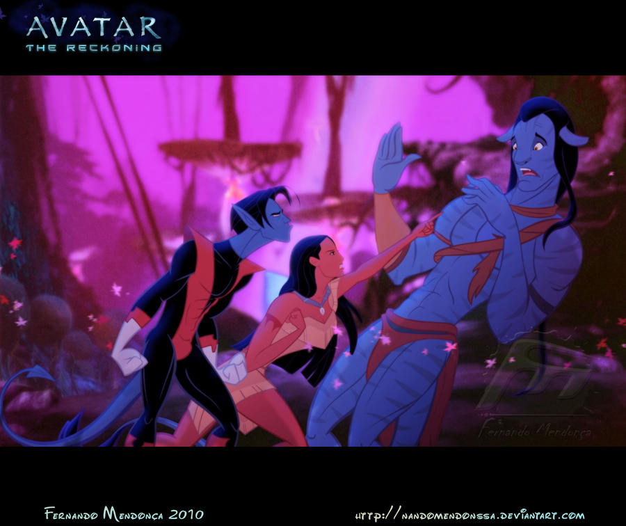 Avatar The Reckoning by nandomendonssa