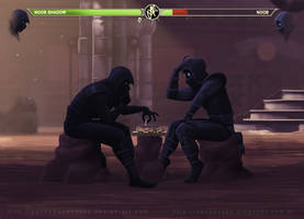 Noob Chess Kombat