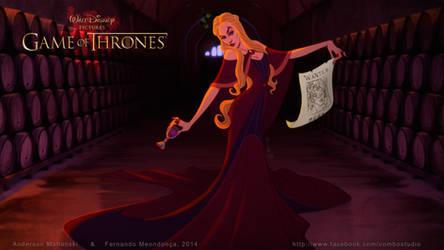 Disney GOT Cersei Lannister