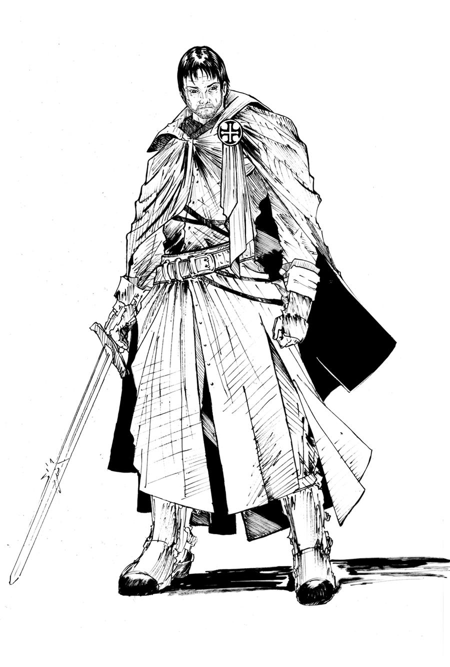 futuristic knight coloring page coloring pages