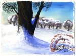 Winter card III