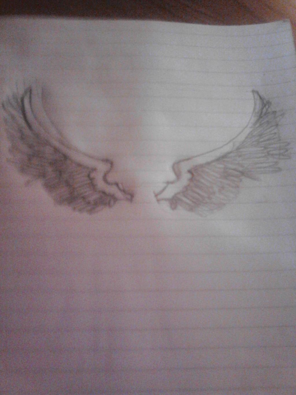 Wings by Lunajanka