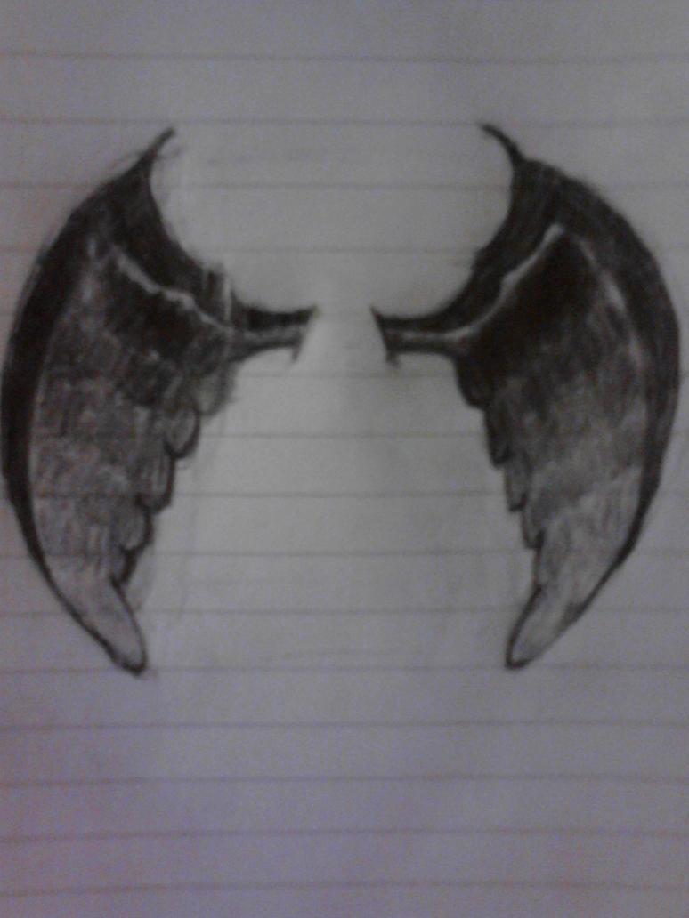 Wings 2 by Lunajanka