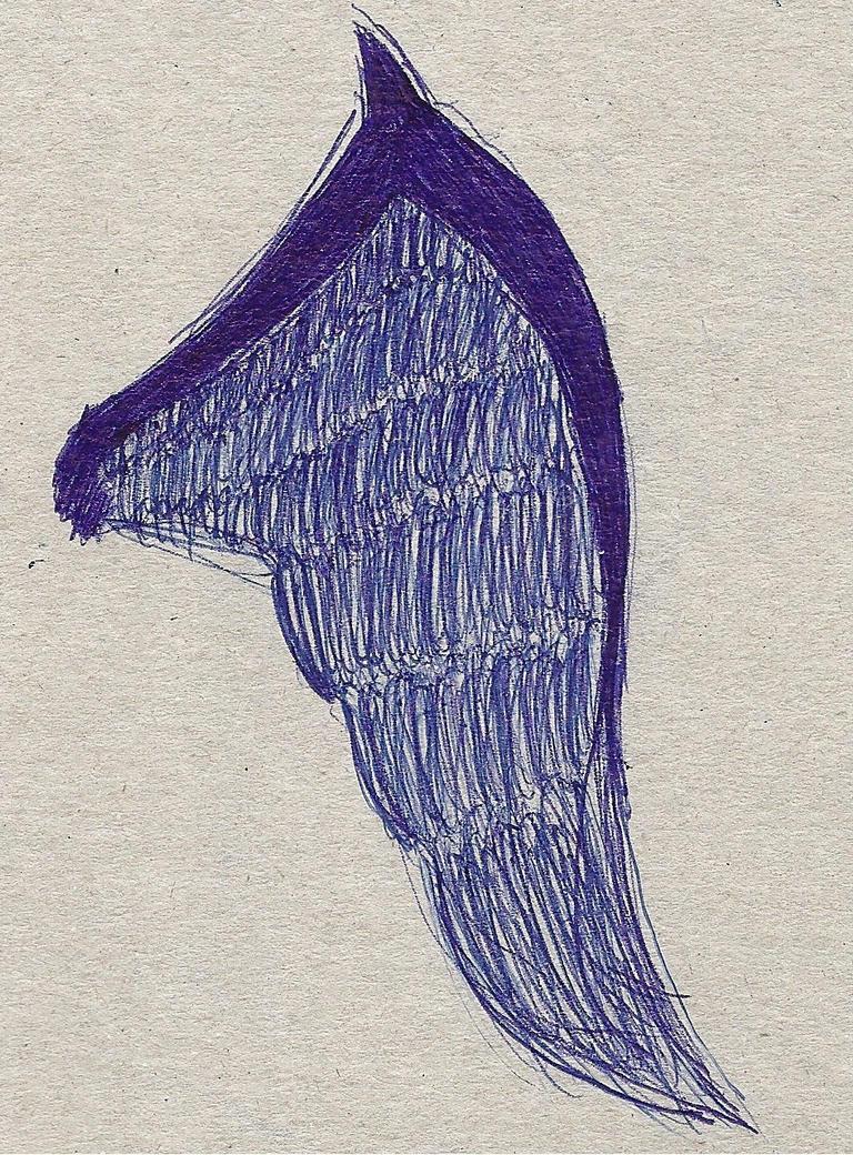 Wing 3 by Lunajanka