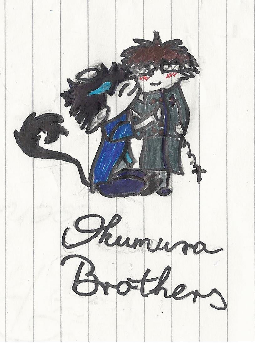 Okumura Brothers by Lunajanka