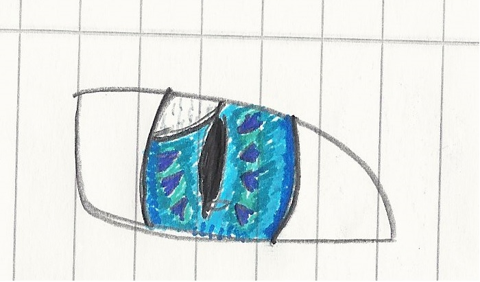 Eye by Lunajanka