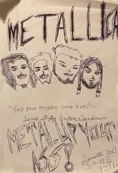 Metallica Fan Art