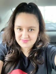Portrait Mode Selfie from December of 2020