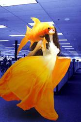 Goldfish Lady
