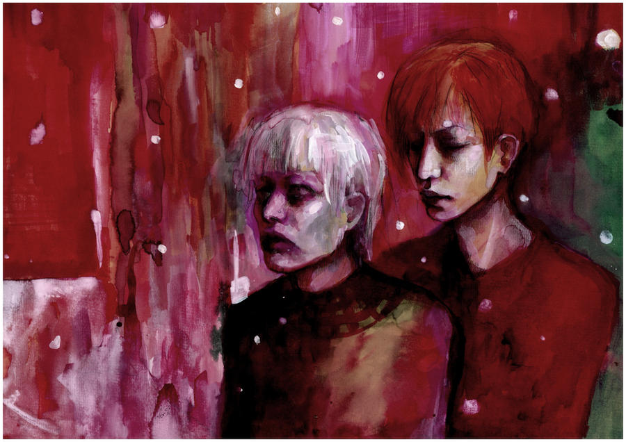 toshiya and kyo by ototoi