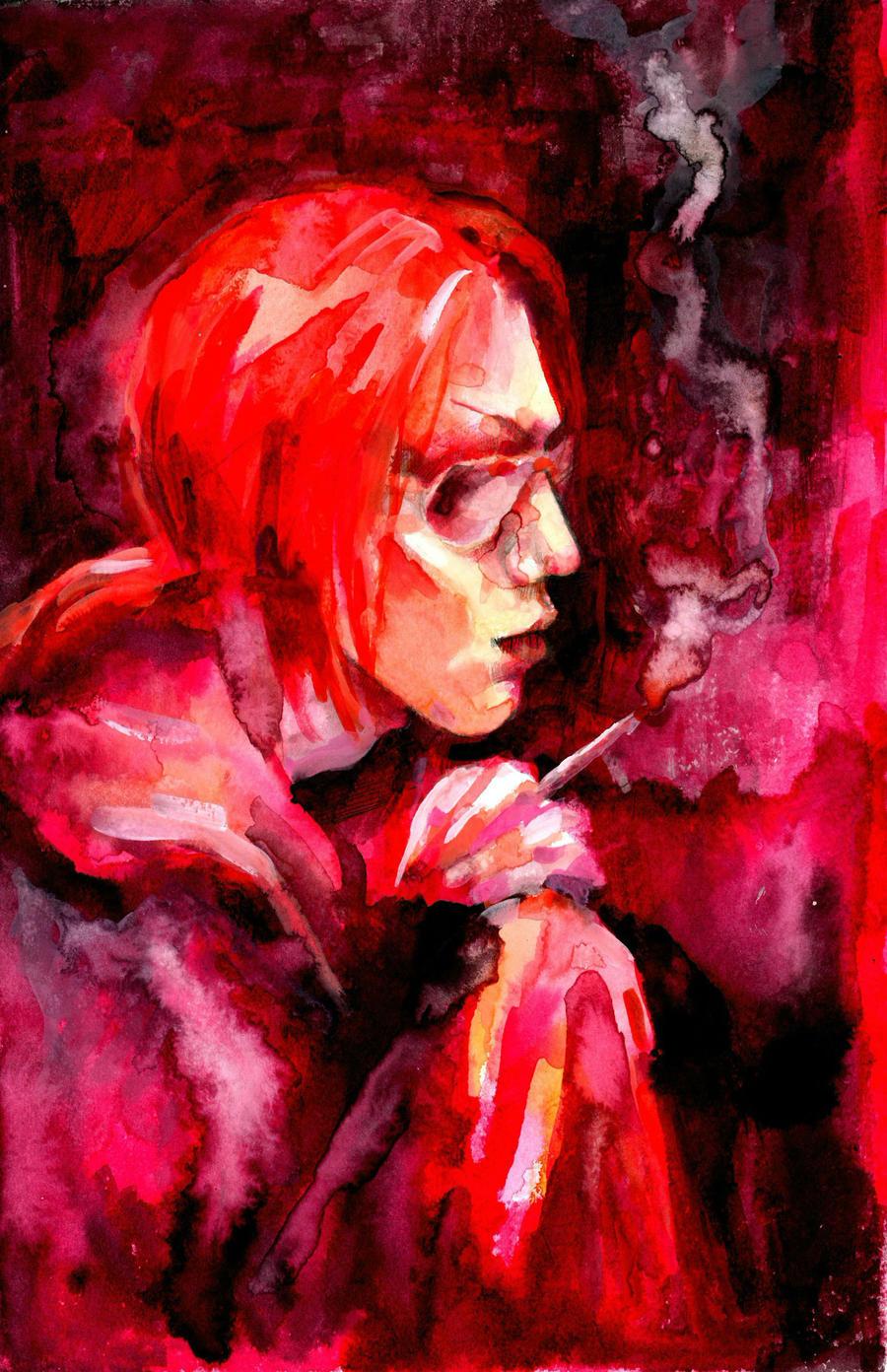 red smoke by ototoi