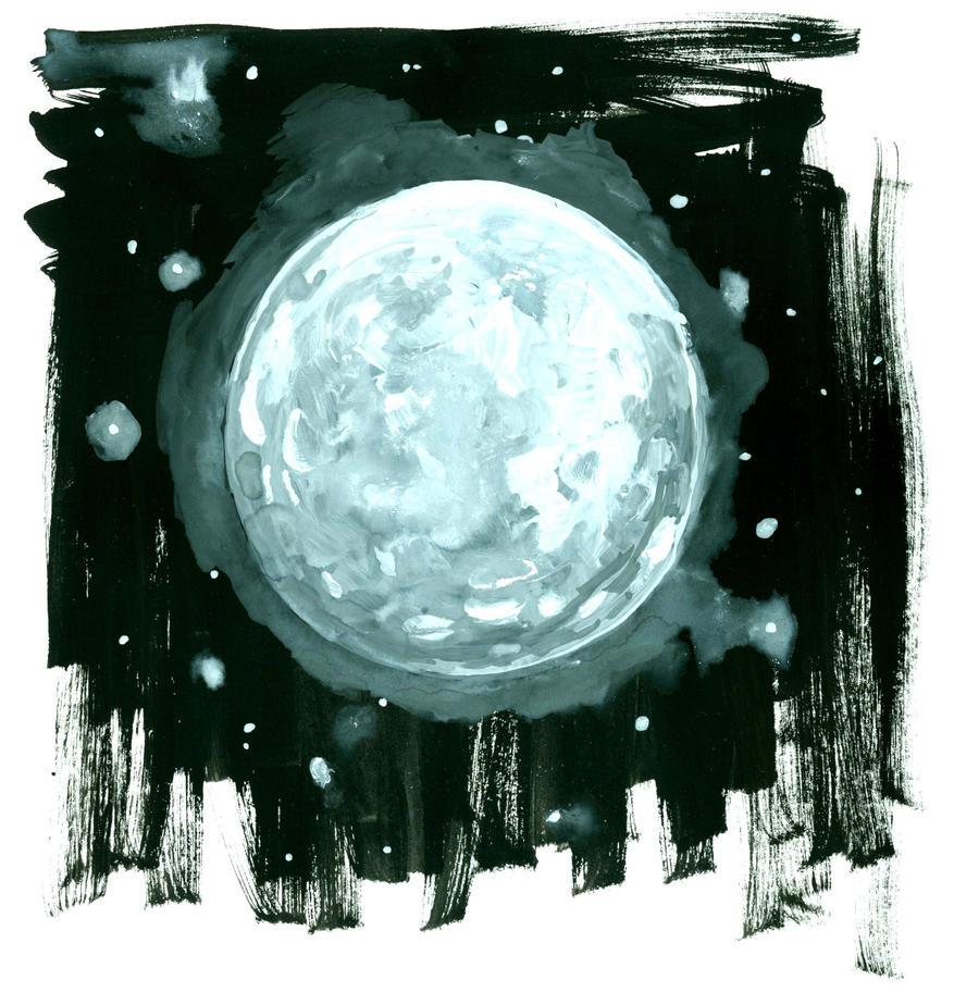 moon by ototoi