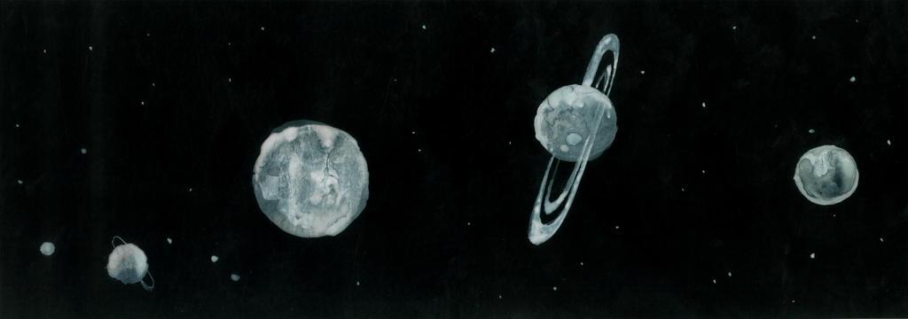planets by ototoi