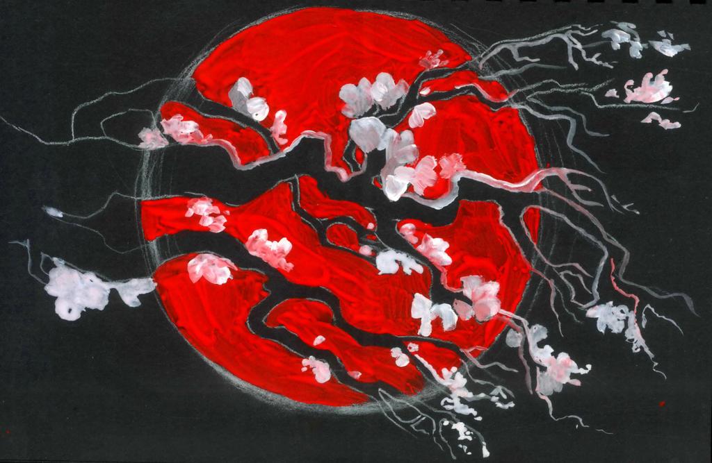 sakura by ototoi