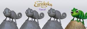 Tangled: PASCAL by kikillo