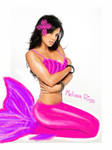 Mermaid: Melissa Riso