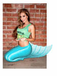 Mermaid: Alexia Cortez