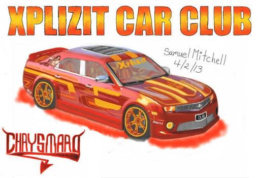 Xplizit Car Club Chrysmaro