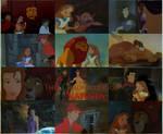 Narnia: animated style.