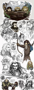 The Hobbit by TheDandyDragon