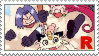 Team Rocket Stamp by TeamRocketGurl