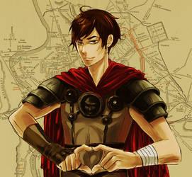 APH:Ancient Roman Empire by Monyaa