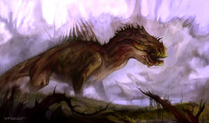 dragon by Keltainen