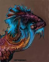 fishdragon vol.2... by Keltainen