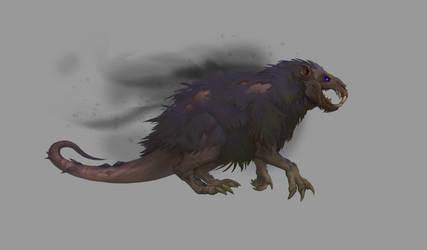 Void Rat_Mandragora concept