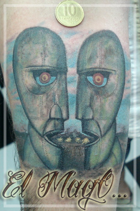 Pink Floyd The Division Bell By Magictattoo On Deviantart