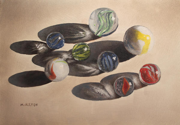 Marbles by birchley