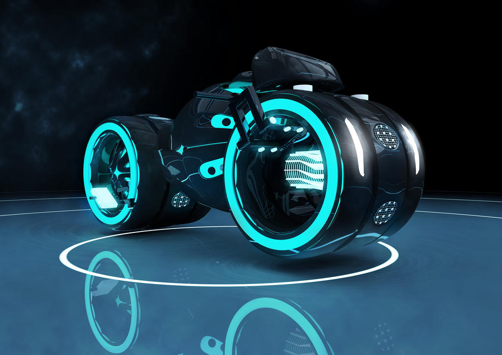 Tron Legacy By Double Graphic On Deviantart